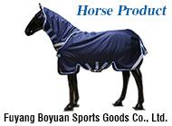 Fuyang Boyuan Sports Goods Co., Ltd.