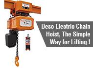 Chongqing Deso Lifting Co., Ltd.
