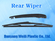 Danyang Weili Plastic Co., Ltd.