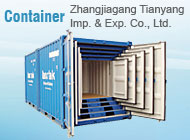Zhangjiagang Tianyang Imp. & Exp. Co., Ltd.