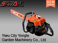 Yiwu City Yongte Garden Machinery Co., Ltd.