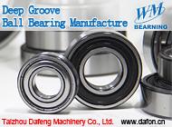 Taizhou Dafeng Machinery Co., Ltd.