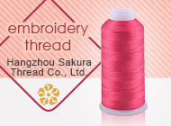 Hangzhou Sakura Thread Co., Ltd.