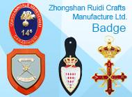 Zhongshan Ruidi Crafts Manufacture Ltd.