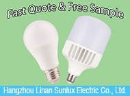 Hangzhou Linan Sunlux Electric Co., Ltd.