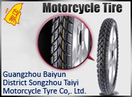 Guangzhou Baiyun District Songzhou Taiyi Motorcycle Tyre Co,. Ltd.