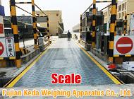 Fujian Keda Weighing Apparatus Co., Ltd.