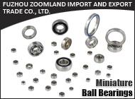 FUZHOU ZOOMLAND IMPORT AND EXPORT TRADE CO., LTD.