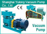 Shanghai Yulong Vacuum Pump Co., Ltd.