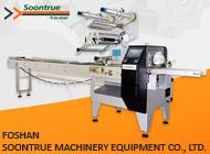 FOSHAN SOONTRUE MACHINERY EQUIPMENT CO., LTD.