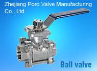Zhejiang Poro Valve Manufacturing Co., Ltd.