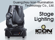 Guangzhou Icon Illumination Technology Co., Ltd.