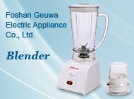 Foshan Geuwa Electric Appliance Co., Ltd.
