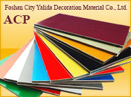 Foshan City Yalida Decoration Material Co., Ltd.