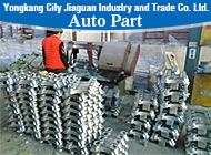 Yongkang City Jiaguan Industry and Trade Co. Ltd.