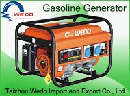 Taizhou Wedo Import and Export Co., Ltd.