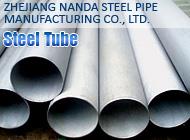 ZHEJIANG NANDA STEEL PIPE MANUFACTURING CO., LTD.