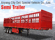 Anyang City Deli Special Vehicle Co., Ltd.