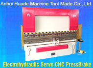 Anhui Huade Machine Tool Made Co., Ltd.