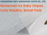 CHANGZHOU OMY NONWOVEN CLOTH CO., LTD.
