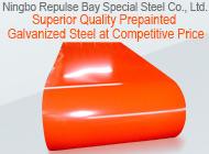 Ningbo Repulse Bay Special Steel Co., Ltd.