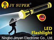 Ningbo Jinyan Electronic Co., Ltd.
