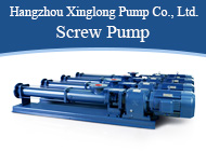 Hangzhou Xinglong Pump Co., Ltd.
