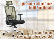 Foshan Shunde Zhongxi Furniture Co., Ltd.