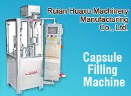 Ruian Huaxu Machinery Manufacturing Co., Ltd.