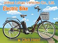 Jinhua Lvbao Vehicles Co., Ltd.