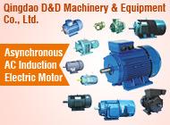 Qingdao D&D Machinery & Equipment Co., Ltd.
