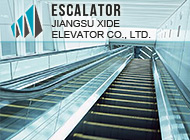 JIANGSU XIDE ELEVATOR CO., LTD.