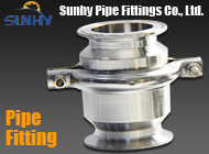 SUNHY PIPE FITTINGS CO., LTD.
