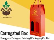 Dongguan Zhongyao Printing&Packaging Co; Ltd