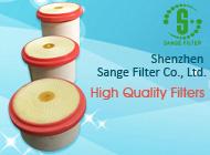 Shenzhen Sange Filter Co., Ltd.