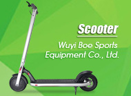Wuyi Boe Sports Equipment Co., Ltd.