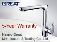 Ningbo Great Manufacture & Trading Co., Ltd.
