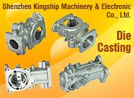 Shenzhen Kingship Machinery & Electronic Co., Ltd.