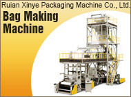 Ruian Xinye Packaging Machine Co., Ltd.
