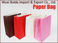 Wuxi Boida Import & Export Co., Ltd.