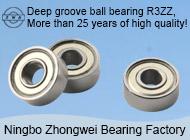 Ningbo Zhongwei Bearing Factory