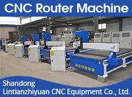 Shandong Lintianzhiyuan CNC Equipment Co., Ltd.