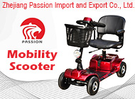 Zhejiang Passion Import and Export Co., Ltd.