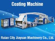 Ruian City Jiayuan Machinery Co., Ltd.