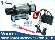 Ningbo Beyond Machinery & Electric Co., Ltd.