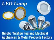 Ningbo Yinzhou Fuqiang Electrical Appliances & Metal Products Factory
