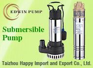 Taizhou Happy Import and Export Co., Ltd.