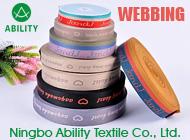 Ningbo Ability Textile Co., Ltd.