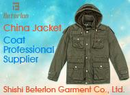 Shishi Beterlon Garment Co., Ltd.