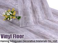 Haining Mingyuan Decorative Materials Co., Ltd.